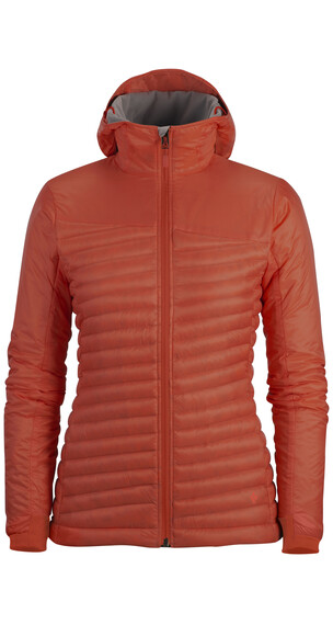 Black Diamond Hot Forge - Veste Femme - orange